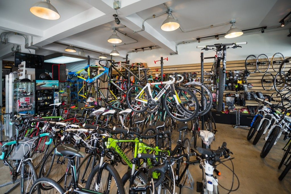 cycling shop
